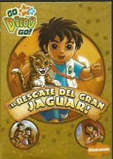 GO DIEGO GO!El Rescate del Gran Jaguar! (The Great Jaguar Rescue) DVD-Region 4