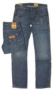 Wrangler-Spencer-Jeanshose-Groesse-W31-L34-The-Slim-Brando-Blue-W184VS352-1-Wahl