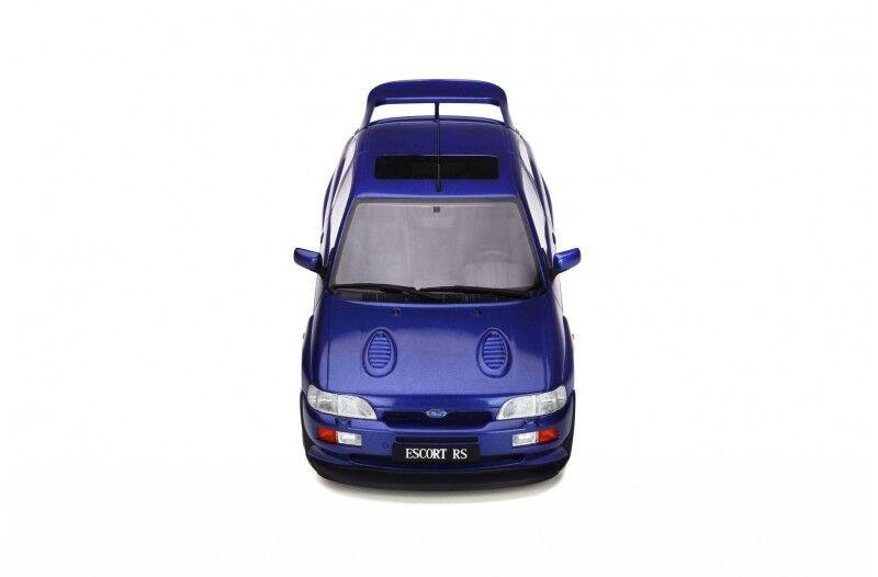 centro commerciale online integrato professionale 1 18 Otto mobile mobile mobile modello Ford Escort RS Cosworth blu  .OT791  il più recente