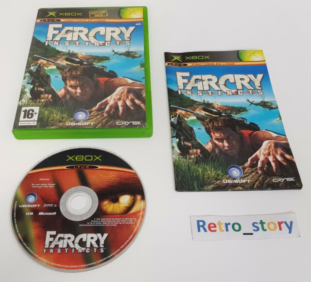 Microsoft Xbox - Far Cry Instincts PAL