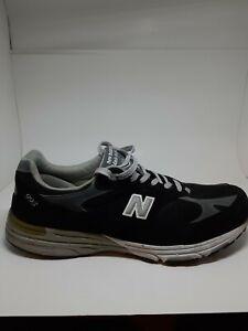 New balance 993 mens shoes Black Grey