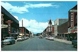 Lot-3-Vintage-Yakima-Ellensberg-WA-Street-Scenes-Postcard