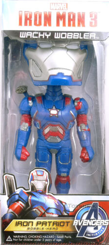 Wacky Baladeuse Iron man 3 patriot figurine Funko 031255