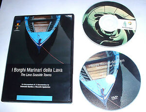 BORGHI-MARINARI-DELLA-LAVA-The-Lava-Seaside-Towns-2-DVD-Documentario