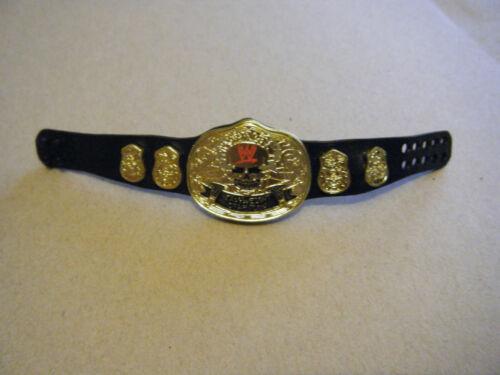 WWE MATTEL ELITE BASIC SERIES BELT ACCESSORIES CHAMPIONSHIP CHAMPION FIGURE WWF