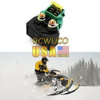 Us Stock Starter Relay Solenoid Snowmobile For Arctic Cat 500 4x4 1998-2000