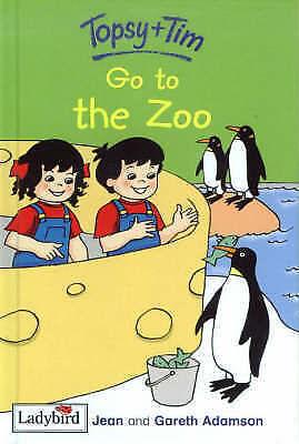 Topsy and Tim: Go to the Zoo, Adamson, Gareth, Adamson, Jean, Very Good Book