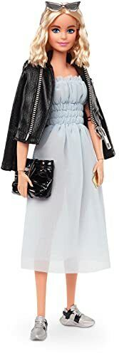"""Barbie Signature @BarbieStyle Fully Poseable Fashion Doll 12"""" Blonde Apr.26,21"""