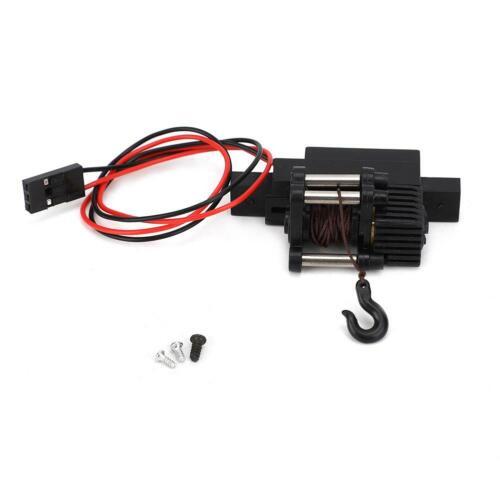 Upgrade RC Auto Automatische Winde für 1//16 RC Auto WPL C34 C34K C34KM