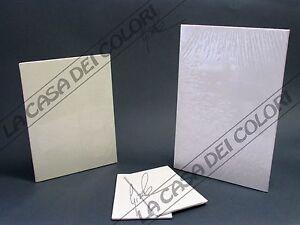 100% Vrai Cartone Telato - Torcello (misto Cotone) - 10x15cm - Grana Media Prix ModéRé