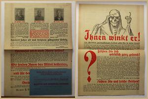 Original-Werbeprospekt-Probeschachtel-Dr-med-Schultheiss-034-Kaemasal-034-um-1900-sf