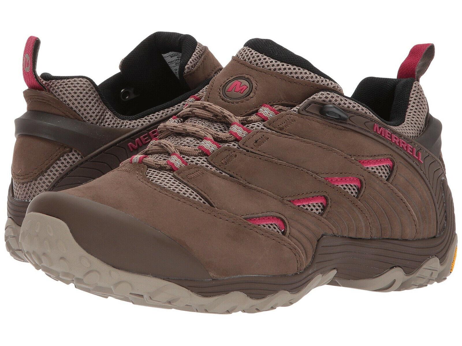 Merrell mujer Camaleón 7 7 7 con Cordones Gancho para senderismo y caminar Zapatos Atléticos  la calidad primero los consumidores primero