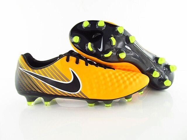 the latest 931d7 f3819 Nike Magista Opus II FG Laser Orange Black UK_10.5 US_11.5 Eur 45.5