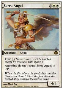 2x ANGELO DI SERRA SERRA ANGEL Magic M14 Mint