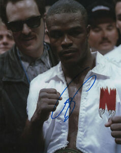 Terrible Terry Norris Boxing Middleweight Champion 47-9-0 SIGNED 8x10 Photo COA!