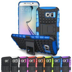 Handy-Huelle-fuer-Samsung-Galaxy-Case-Schutz-Huelle-Panzer-Cover-Tasche-Etui-Bumper