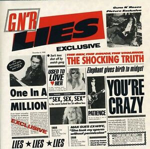 Guns-N-039-Roses-Guns-N-Roses-G-N-R-Lies-New-CD-Explicit