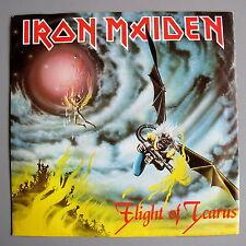 """Iron Maiden Flight of Icarus Original 1983 UK 7"""" single NM/EX+"""