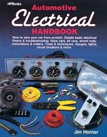 Automotive Electrical Hand Book - Hp387