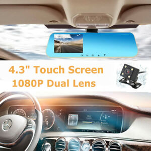 4-3-034-Car-DVR-Touch-Dash-Recorder-G-Sensor-Night-Vision-Rear-Mirror-era