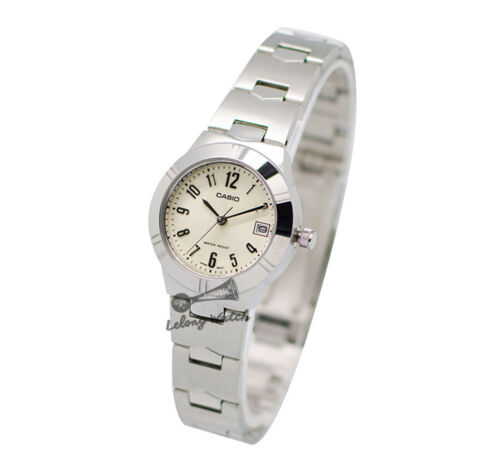 1 of 1 - -Casio LTP1241D-7A2 Ladies' Metal Fashion Watch Brand New & 100% Authentic