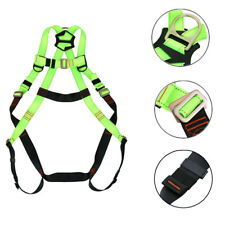 2500kg Fall Protection Safety Harness Lanyard Construction Roofing Combo Kit