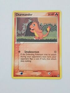 2007 EX Power Keepers Charmander Pokemon Card 48//108 Excellent Condition