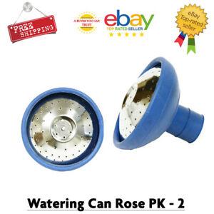 Garden Watering Can Rose Head Rubber Water Sprinkler Sprayer (Pack - 2)