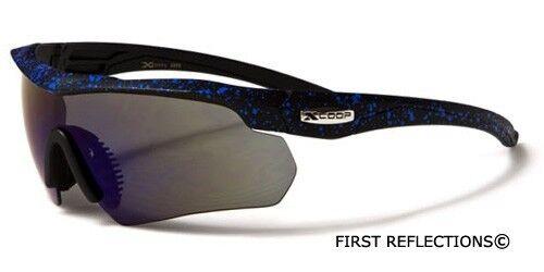 Mens Cycling Triathlon Baseball Water Sports Sunglasses Half Frame Youth Glasses