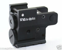 Vector Optics Twilight Green Pistol Laser Fits Ruger Sr 22 Xdm Xd P250