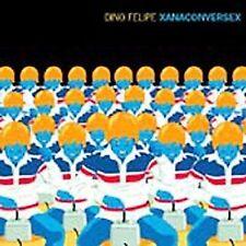 Xanaconversex by Dino Felipe (Vinyl, Aug-2002, Schematic)