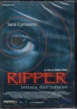 DVD NEW - RIPPER LETTERA DALL'INFERNO