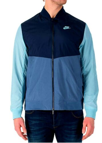 para Azul deportiva Chaqueta Nike Varsity 2xl Original 120 hombre xxl Uq6UIwfn