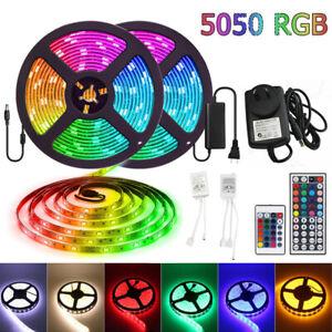 20m Rgb 30 60 Led Strip Lights 5050 Smd