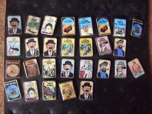 Tintin-Pin-Badges-Book-Covers-Tintin-Characters-individual-purchase