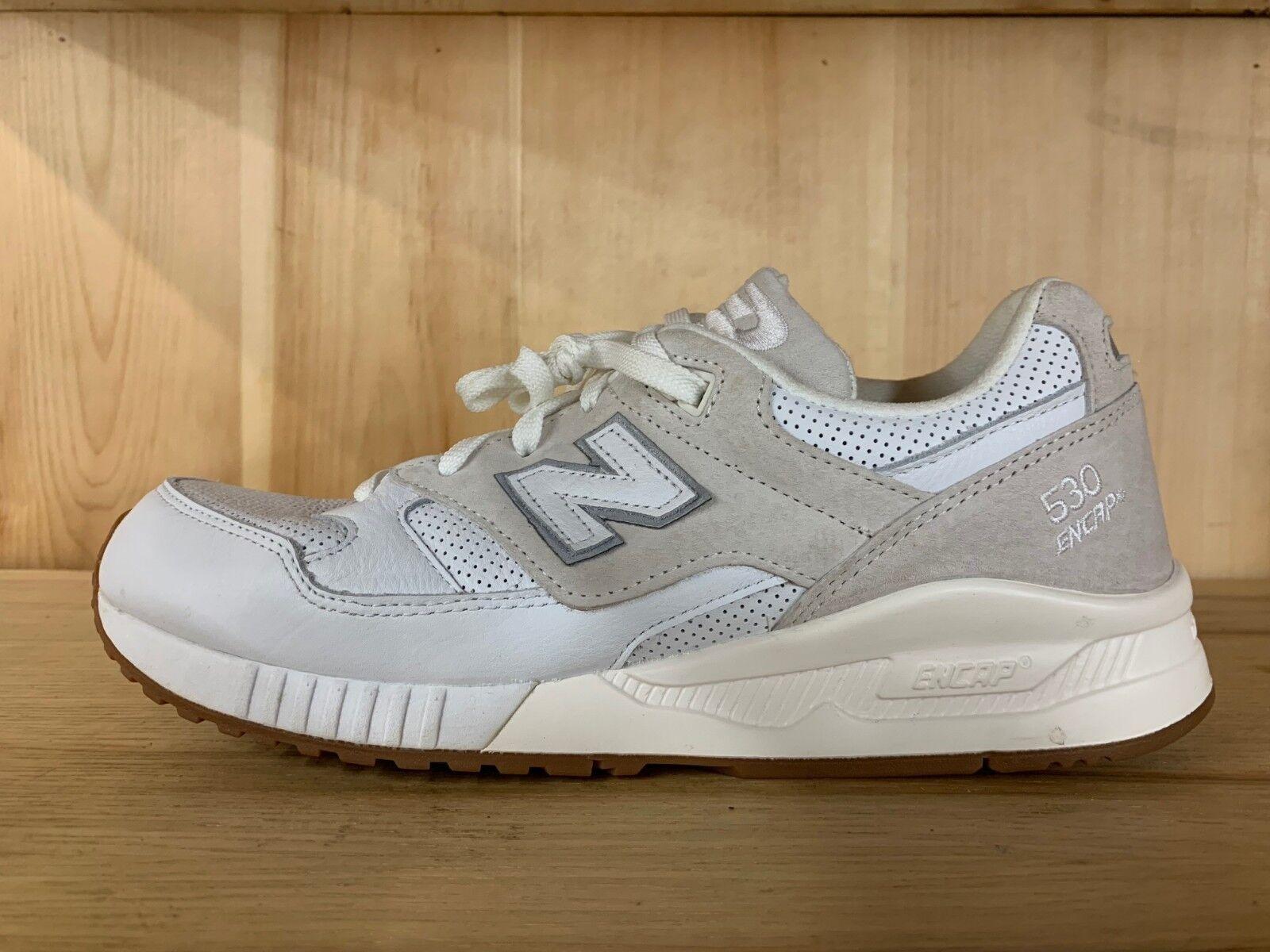 New New New balance 530 weiße, graue weißliche creme kaugummi sz 7.5-13 m530ata fe65c3