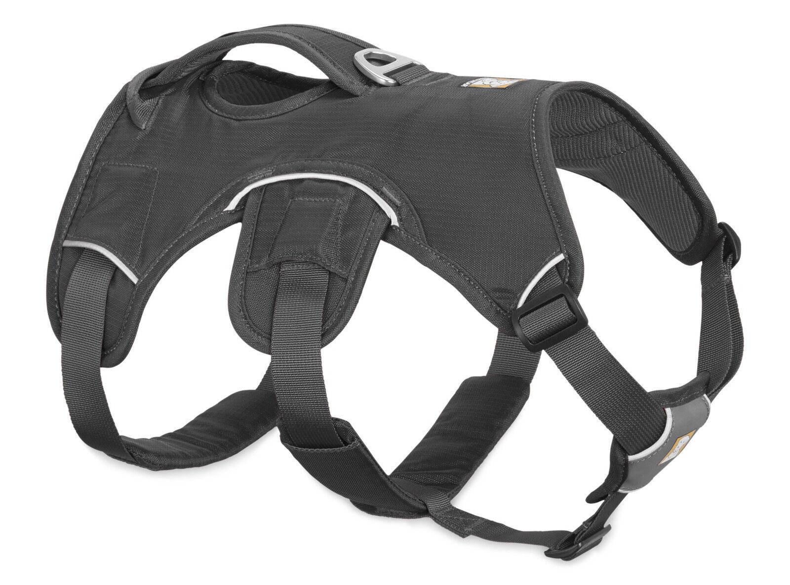 Ruffwear Web Master Dog Harness 30102 025 Twilight grau NEW