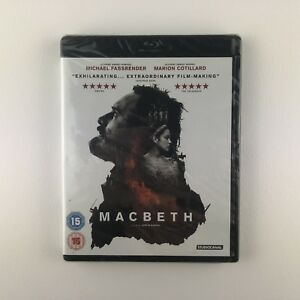 Macbeth-Blu-ray-2016-New-amp-Sealed