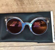 FENDI Paradeyes sunglasses FF 0137/S Light Pink and Blue Frame