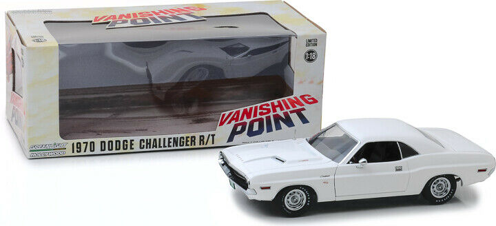 1 18 18 18 Vanishing Point (1971) 1970 Dodge Challenger R T Greenlight 5480d5