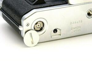 Metal Winder Couvercle de Boîtier Canon A1 AE-1(P) AT1 AV1 Drive / Capot