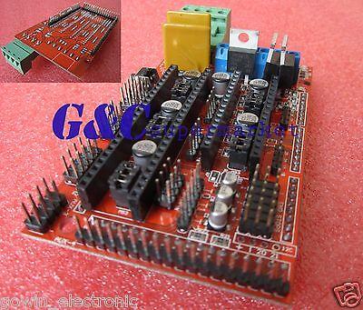 3D Printer Controller for Arduino RAMPS 1.4 REPRAP MENDEL PRUSA NEW RED M30