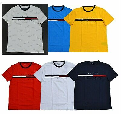 tommy hilfiger colorful shirts