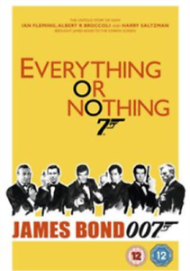 Everything-Or-Nothing-The-Untold-Story-of-007-UK-IMPORT-DVD-NEW