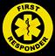 thumbnail 8 - First-Responder-Certified-Emblem-Vinyl-Decal-Window-Sticker-Car