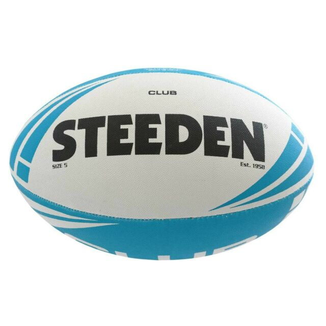 NEW Steeden Classic Trainer Rugby League Ball from The Village Sport