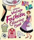 Vintage Fashion Colouring Book by Ruth Brocklehurst (Paperback, 2014)
