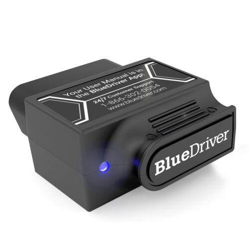 BlueDriver Bluetooth Professional OBDII Scan Tool for iPhone iPad Android