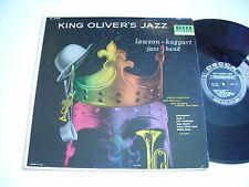Lawson - Haggart Jazz Band King Oliver's Jazz 1955 Mono LP VG++
