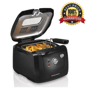 Best Deep Fryer - Small 2.0l Professional Electric With A Basket Outdoor Burner